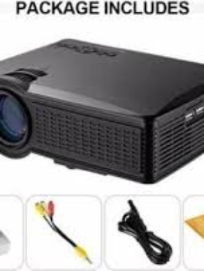 Advance Multimedia Led Mini Projector SD50 Plus With 1080p