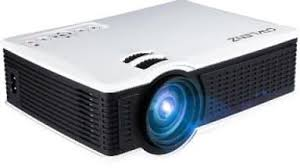 High Powered Owlenz 2017 SD60 Wifi and TV Mini Projector with 1080p