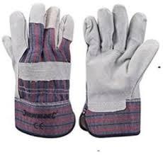 Standard Canadian Rigger Gloves Leather En388 General Handling