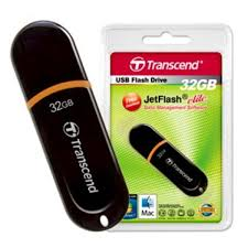 Transcend 32GB Flash Drive