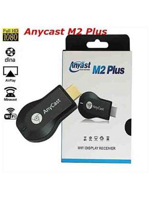 anycast m2 plus wireless wifi display dongle receiver tv stick