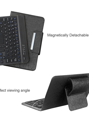 generic universal 10 inch tablet case with keyboard for apple android windows