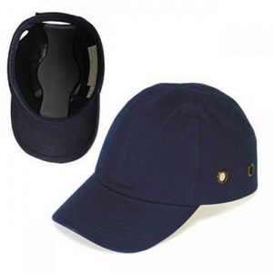 head fashion safety hard hat head protection cap blue