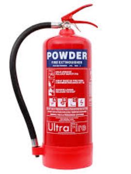 Dry Powder Fire Extinguisher - 6kg