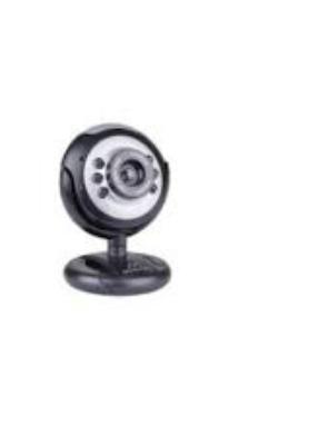 Mercury Live USB Webcam With Video Chat & Image Capture