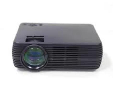 Super Mini LED Projector